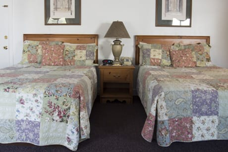 family rooms in acadia national park